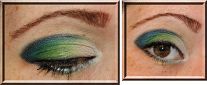 ocean breeze eye makeup