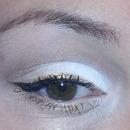 White & Gold