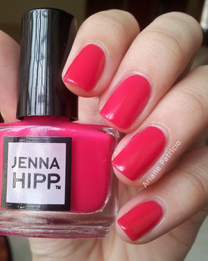 This is one of the 12 shades of Jenna Hipp's collection. Visit the link here : http://www.beautylish.com/p/jenna-hipp-whats-hot-now-nail-collection