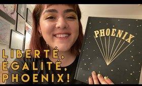 Liberté, Égalité, Phoenix!   Phoenix Book First Impression