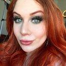 Mossy Green Shimmery Smokey Eye Makeup Tutorial