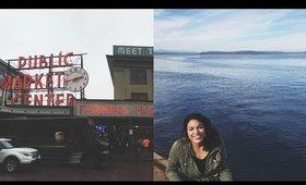 Travel Vlog | Seeing Seattle! ☂