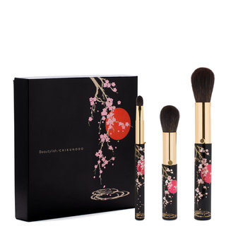 CHIKUHODO The Sakura Makie Travel Set by Chikuhodo x Beautylish