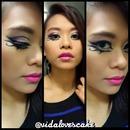 Dark Horse Makeup