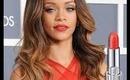 Rihanna Grammys 2013 Inspired Makeup Look TUTORIAL