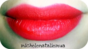 One of my favorite red lip products. Amazing staying power. Beautiful matte finish. Super long last and the perfect shade of red.