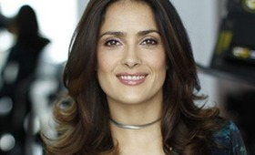 Salma Hayek Launches Nuance Beauty at CVS