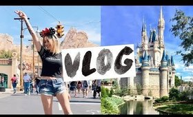 ✨DISNEY VLOG |  The Happiest Place On Earth ✨