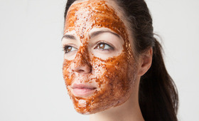 You'll Never Guess Which Kitchen Ingredients Are in This DIY Mask!
