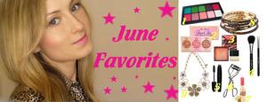 MY June 2011 Favorites