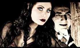 Classic Horror Movie Brides Makeup: Dracula,Frankenstein & SheWolf