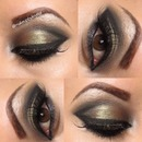 Urban decay smokey eye