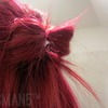 Red Hair Bow.