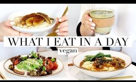 What I Eat in a Day #47 | Winter Recipes (Vegan) | JessBeautician