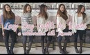 Lazy Day Outfits for Winter, a collaboration with Jowee86   Charmaine Manansala