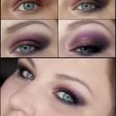 ESTEE LAUDER Violet Underground Makeup