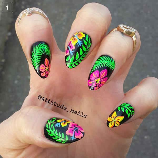 Nail Art Superstar: Nikki Price of Attitude Nails | Beautylish