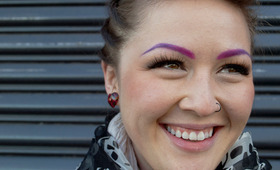 Social Experiment: Traffic-Stopping Brows