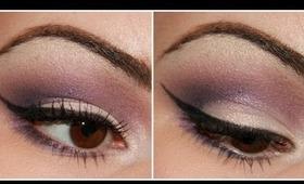 Purple Holiday Makeup Tutorial