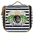 Juicy Loves Sephora Convertible Hanging Bag - Navy Stripe