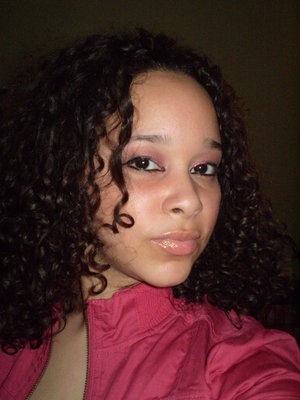 I'm really bad at Liquid Liners this was me trying it out for Valentines Day.