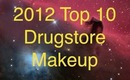 Top 10 Drugstore Makeup Favorites 2012