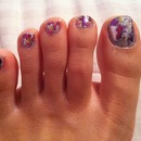 Fun Colorful Toes