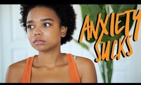 ☼  NATURALLYALLY   Living In Fear... (anxiety pt.1)