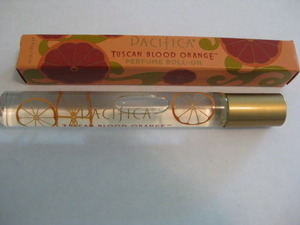Pacifica Tuscan Blood Orange Perfume Roll On