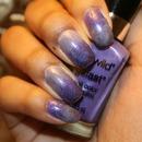 A Purple Gradient