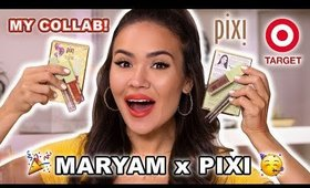 MARYAM X PIXI BEAUTY ROUND 2 REVIEW + REVEAL | Maryam Maquillage