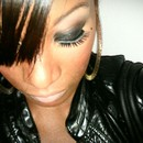 Blk Smokey Eye