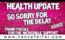 Health Update | Post-Surgery | Cancer Monitoring | Tanya Feifel-Rhodes