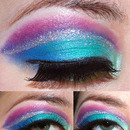 Glitter Mermaid Eyeshadow