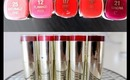 Milani Lipstick Review+Demo