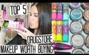 Drugstore Makeup Favourites Worth Buying! | MAYBELLINE