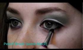Wet N Wild's I Heart Mattes Palette Look 1 (Bright Drugstore Eyeshadow Tutorial)