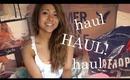 Summer Clothing Haul~ Pacsun, Aero, AE, StyleMint