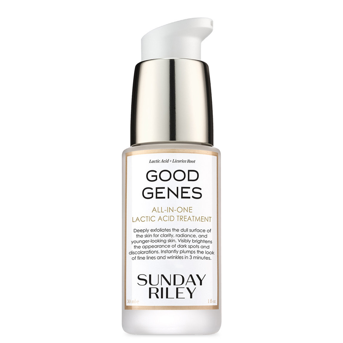 Sunday Riley Good Genes All-In-One Lactic Acid Treatment 30 ml alternative view 1 - product swatch.