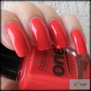 Don Juan One Coat nail polish (serbian brand) OC251