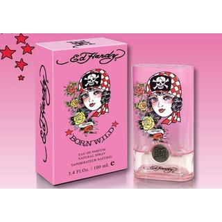 Ed Hardy Ed Hardy Born Wild for Women