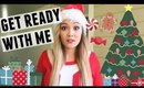 GET READY WITH ME | HOLIDAY PARTY