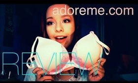 LINGERIE IN YOUR MAILBOX? ADORE ME REVIEW/Haul