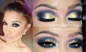 Feel the Light - Jennifer Lopez ( Tutorial Maquillaje)