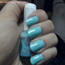 Mint green