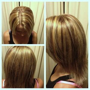 HAIR COLOR, HIGHLIGHTS AND HAIRCUTS BY CHRISTY FARABAUGH