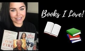 Books that Inspired Me!