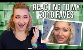 Reacting to my Favorites from a DECADE ago- Are any the same??