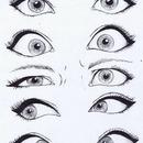 Beautifully Drawn Eyes ❤❤❤