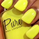 Pure Nail Lacquer - Sunshine